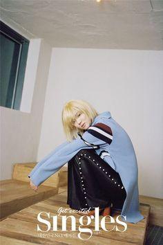 Girls' Generation's Hyoyeon is sleek and stylish for 'Singles'   allkpop.com