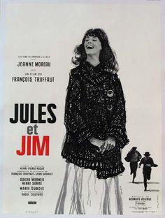 Jules et Jim by Francois Truffaut.