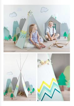 Cardboard Design Ideas, DIY Home Projects That Will Cheerish Your Day - GoodNewsArchitecture Diy Cardboard Furniture, Cardboard Design, Cardboard Toys, Kids Furniture, Office Furniture, Diy Projects To Try, Diy Crafts For Kids, Karton Design, Diy Niños Manualidades