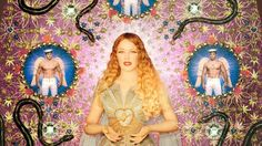 The Virgin with the Serpents (Kylie Minogue) Credit: Pierre et Giles / PA Wire