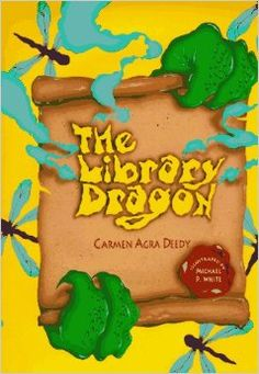 Mentor Monday-Making Inferences-The Library Dragon by Carmen Deedy