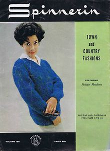 Vintage Knitting Patterns 60s Mohair Pullovers Sweater Turtlenecks Coats Dresses | eBay