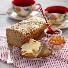 Saftigt havrebröd (glutenfritt)