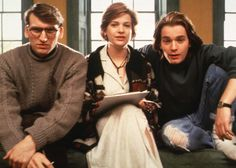 Christopher Eccleston, Kerry Fox, Ewan McGregor in Shallow Grave (Danny Boyle, 1994)