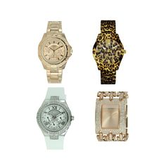 Guess Damen Uhren Armbanduhren