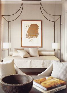 Anthropologie bed frame