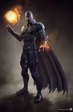Design's done for NBC's Powerless Fantasy Character Design, Character Design Inspiration, Character Concept, Superhero Art Projects, Superhero Design, Marvel Characters, Fantasy Characters, Steampunk Armor, Destiny Comic