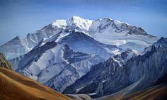 Alan Albeg: Sagharmatha. Everest
