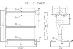 Free Quilt Hanger Plans
