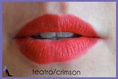 http://www.fashiondupes.com/2014/01/23-bio-dupes-neve-cosmetics-pastelli.html #bio #makeup #beauty #nevecosmetics #matite #lips #eyes #labbra #occhi #pastelli #swatches #haul #review #teatro #crimson
