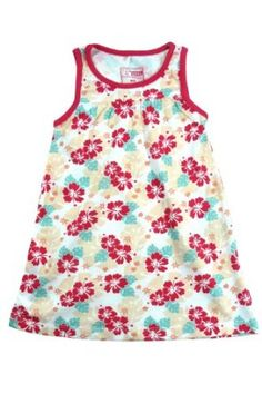 Vigga Girls Spencer Dress by Name It Mini - Raspberry