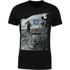 College Florida Gators My U Man on the Moon T-Shirt - Black