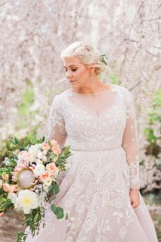 "Hayley Paige real bride wearing ""Hayley"" Gown Photographer: Katelin   Cam. Utah Wedding Photographer"