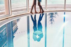 Falkensteiner Balance Resort Stegersbach is the first premium adults-only wellness resort in Austria. Wellness Resort, Spa Breaks, Carinthia, Deep Breath, Logs, Austria, Autumn, Elegant, Modern Interior Decorating