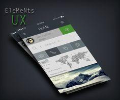 EleMeNts UX