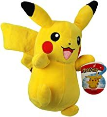 New pokemon plush Pikachu contains soft and cuddly plush Cute Pokemon Pikachu Plush Stuffed Animal is a must have for all Pokemon fans! This super soft plush figure is great to take wherever you go! Bundle discounts YES off inventory Pikachu Pikachu, Cool Pokemon, Pokemon Merchandise, Axolotl, Shiba Inu, Pusheen, Totoro, Elmo, Home Decor Ideas