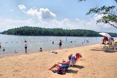 Lake James State Park, NC