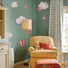 Nursery Decor: Find Wall Art, Decals, Murals, Mobiles, Banners and ...
