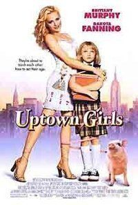 Uptown Girls cover