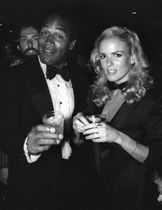 June 12, 1994: Nicole Brown Simpson (35), ex-wife of football player O.J. Simpson, and her friend Ronald Goldman (25) are brutally stabbed to death outside Brown's Bundy Drive condo in the Brentwood area of Los Angeles. Nicole had been stabbed multiple times in the head and neck with defense wounds on her hands. Goldman was beaten and stabbed in the neck, torso, right hand and right thigh. Evidence found and collected at the scene would later lead police to suspect that O.J. Simpson was the…