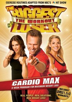 The Biggest Loser Workout: Cardio Max - http://www.highdefinitiondvdstore.com/dvd-free-shipping-on-high-definition-dvds-and-movies/hot-price-closeout-dvd-and-blu-ray-dvds-warehouse-deep-discount-hurry-free-shipping/the-biggest-loser-workout-cardio-max/