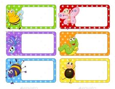 Buy Polkadot Labels With Many Insects by interactimages on GraphicRiver. Polkadot labels with many insects illustration This image was created using Adobe Indesign Included in this pack. Graphic Design Layouts, Layout Design, Bee Coloring Pages, School Posters, Preschool Printables, Knitting Socks, Pop Art, Polka Dots, Kids Rugs