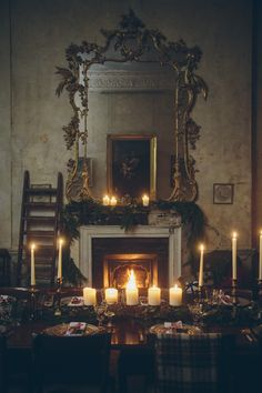A Scottish Christmas Celebration via Donal Skehan---Or a Burns' Night Celebration