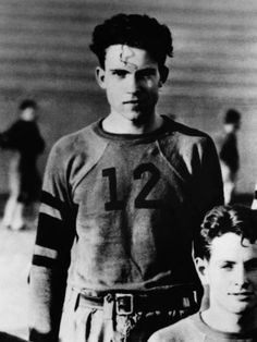 Young Richard Milhous Nixon