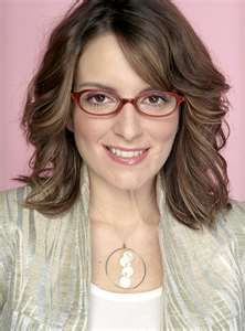Tina Fey. SNL, 30 Rock Creator.. Funny and smart!!!!!