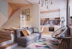 10 trucchi per ottimizzare lo spazio nelle piccole case #hogarhabitissimo #eclectico