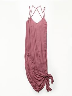 Free People Knotted Tie Up Slip, $98.00