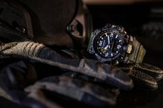 The MUDMASTER was created for use in the most extreme environments on Earth #casio #gshock #mudmaster #extreme