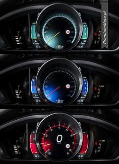 Volvo V40 instruments #volvo #v40 #instruments more: http://premiummoto.pl/11/02/volvo-v40-t5-r-design-nasza-sesja