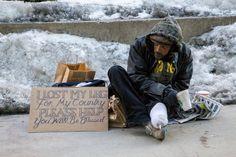 10 Signs Ideas Homeless Homeless Veterans Veteran