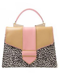 Shop SARA BATTAGLIA  'Cindy' satchel from Farfetch