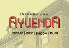 AYUENDA by drizy on @creativemarket