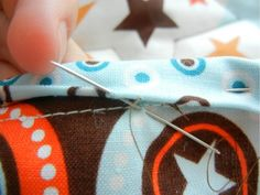 how to bind a quilt for beginners.... ya I need to read this one...
