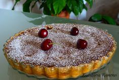 Clafoutis cu cirese Cherry, Pie, Desserts, Recipes, Food, Torte, Tailgate Desserts, Cake, Deserts