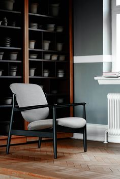 The France Chair designed by Finn Juhl in 1956 and relaunched by Onecollection in 2016