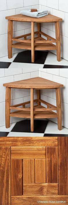 Bath Caddies and Storage 54075: 18 Serena Folding Shower Bench Seat ...