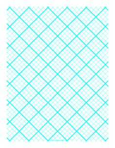 Graph Paper with one line per inch and heavy index lines on letter ...