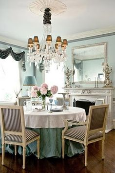 Turquoise Dining Room   # Pinterest++ for iPad #