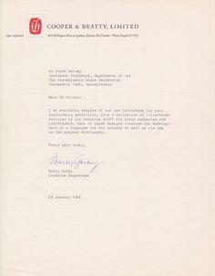 1960s Letterheads | THEE BLOG