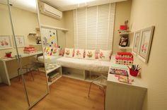 Quarto menina empreendimento Alameda Clube Residencial / Alameda Clube Residencial Girl Bedroom