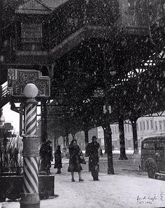 Arnold Eagle. 14th Street Station, ca. 1936