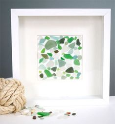 Best 20+ Sea glass art ideas on