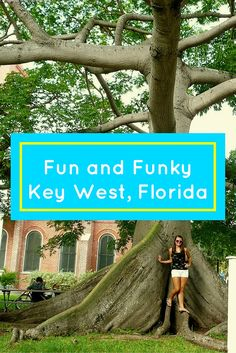"Key West is unlike any other place in the USA and I love visiting there for the funky and eclectic people, bars, and shops. Don't worry, there is plenty of sun, sand, history, and ""ordinary"" things as well!"