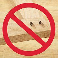When drilling your holes with the Kreg,, try to avoid the screws going into an end grain as shown in the picture. Instead, have them going into the edge grain from the ends. They'll hold better.......D.