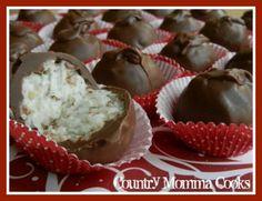 Martha Washington candies - so good and easy to make!