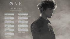 [FULL ALBUM] JUNHO [2PM] - ONE #JUNHO #2PM #ONE